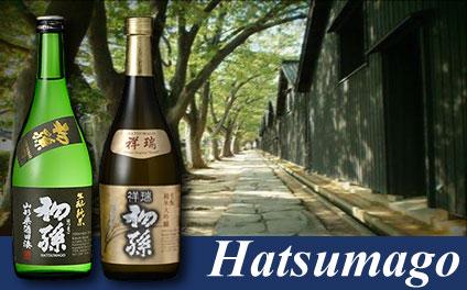 hatsumago sake