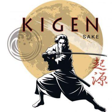 "KIGEN ""THE SAMURAI"" SAKE CUP"